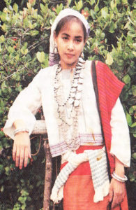 Tanchangya traditional dress (For women)